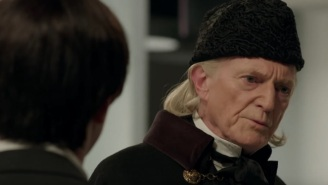 The Next 'Doctor Who' Christmas Special May Feature One Of The Oldest Doctors In The Show's Long History