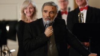 Burt Reynolds Stars In A Movie In Which He Apologizes For His Mistakes And The Way He's Treated People