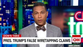 An Exasperated Don Lemon Has Had Enough Of Trump's Month-Long Embrace Of Bogus Wiretapping Claims