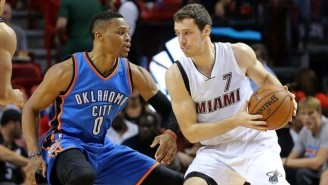 Goran Dragic Used An Emoji To Poke Fun At Russell Westbrook's Shot Attempts
