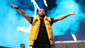 Drake Is Ramping Up For His Role Hosting The NBA Awards Show