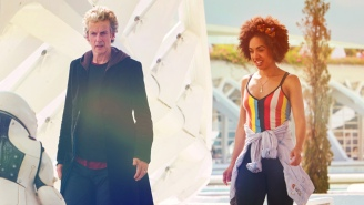 'Doctor Who' Regeneration Review: A Lecture For A Massacre In 'Smile'