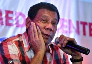 Philippines President Rodrigo Duterte Vows To Eat The Livers Of Any Captured ISIS Militants