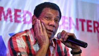 Philippines President Rodrigo Duterte Vows To Eat The Livers Of Any Captured ISIS Militants