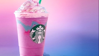 Not Even Starbucks Baristas Can Muster Enthusiasm For The Coffee Chain's Unicorn Concoction