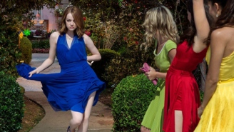Emma Stone Wrote A Sweet Note Declining Her 'La La Land' Prom Invite
