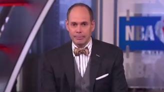 Ernie Johnson Got Emotional After Visiting His Old Milwaukee Neighborhood For 'Ernie Johnson Jr. Day'