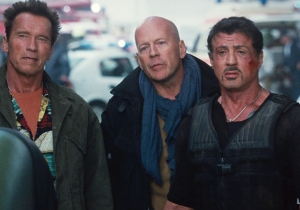How Can 'The Expendables' Progress Following The Exit Of Sylvester Stallone?