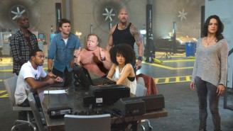 Frotcast 330: 'Fate Of The Furious,' With Joanna Robinson And Brian Grubb