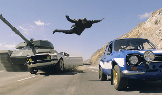 The 'Fast and Furious' Series Going To Outer Space Is Not Out Of The Question, Says Its Writer