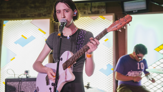 Frankie Cosmos Is Celebrating Signing With Sub Pop Signing With A World Tour