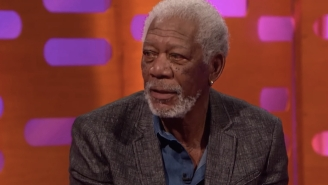 Morgan Freeman Channeled Red To Provide Some 'Shawshank Redemption' Narration On 'Graham Norton'