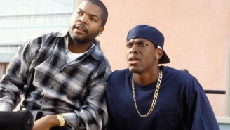 Ice Cube Is Rumored To Be Making Progress On That Long-Awaited Sequel To 'Friday' According To John Witherspoon