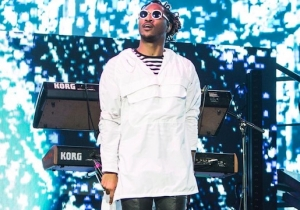 'Rollin' With Future And Khalid Might Be The Best Of Calvin Harris' Trio Of Summertime Bangers