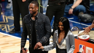 Gabrielle Union Goofed On Dwyane Wade's 'Riding Jimmy' Quote Along With Everyone Else