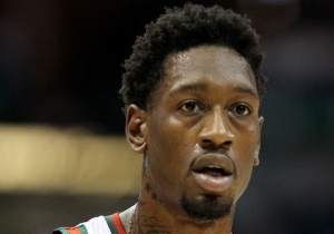 The Cavs Reportedly Cut Larry Sanders Because He Missed The Team Bus