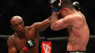 Anderson Silva Dimisses Rockhold And Belfort, Says He's Interested In Fighting Nick Diaz At UFC 212