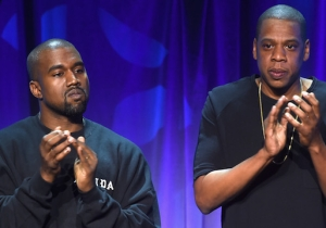 Kanye West Reportedly Wanted The N-Word In Every Song Title On 'Watch The Throne'