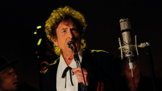 Bob Dylan's Nobel Prize Acceptance Speech Is Being Released, Appropriately Enough, As A Book