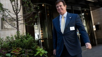 Report: Paul Manafort's Firm Received A $1.2 Million Payout In The 'Secret Ledger' Of Ukraine Funds