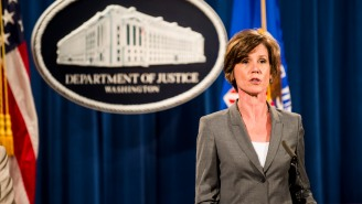 Sally Yates Has Been Scheduled By The Senate To Testify About Russian Election Interference