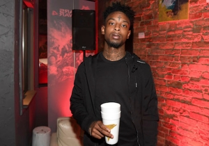21 Savage Threatened To Beat Up A Fan For Throwing Stuff At Him During A Show