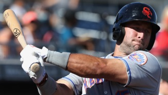 Tim Tebow Blasted A Home Run In His First Minor League At-Bat And The Reactions Were Priceless