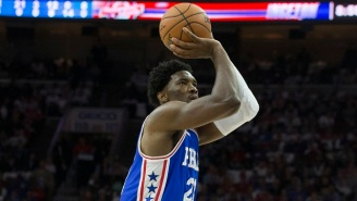 Joel Embiid Still Believes He Should Be The Rookie Of The Year