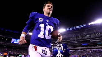 Eli Manning Is In The Middle Of An Autograph Scandal