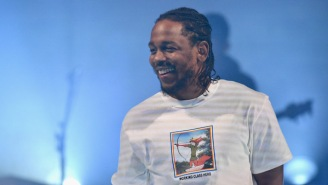 Kendrick Lamar Just Added Another Guest To 'DAMN.'