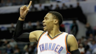 Russell Westbrook's Historic Triple-Double Quest Is Officially In The NBA's Record Book