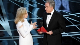 Warren Beatty Explained The Oscar Flub Heard 'Round The World