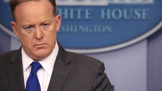 Sean Spicer Continues The Apology Tour For His Hitler Remarks: 'I Screwed Up, I Let The President Down'