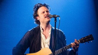 Stream Father John Misty's Fascinating, Frustrating New Album 'Pure Comedy'