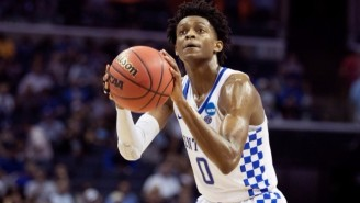 Lonzo Ball And Malik Monk Aren't On The List Of Prospects Participating In The NBA Combine