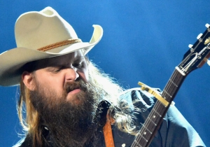 Chris Stapleton Wasted No Time Debuting His New Song At The ACM Awards
