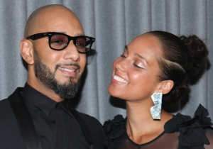 Alicia Keys And Swizz Beatz' 2-Year-Old Is Already Dropping Sick Beats