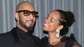 Alicia Keys And Swizz Beatz' 2-Year-Old Is Already Dropping Sick Beats