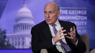 Homeland Security Secretary John Kelly Won't Hesitate To Use Marjiuana As A Basis For Deportation
