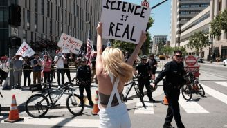 The Most Hilarious And Poignant Signs From The March For Science