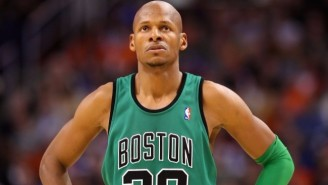 Ray Allen Told Doc Rivers He Skipped Paul Pierce's Jersey Retirement Out Of Fear He'd Be A Distraction