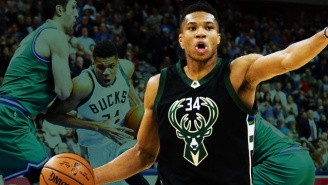 Giannis Antetokounmpo Tells Us About Meeting Allen Iverson And His Meteoric Rise