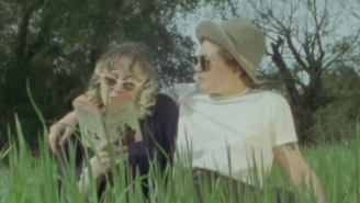 Girlpool's Timeless 'It Gets More Blue' Video Is A Reflection On Love That Cannot Be
