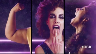 Watch Alison Brie Become A Villain In The Latest Nextflix 'GLOW' Teaser