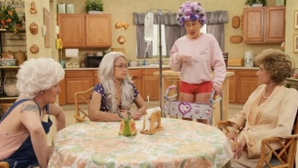 This 'Golden Girls' Mashup From Jimmy Kimmel Would Make The Perfect Sequel To HBO's 'Girls'