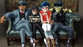Gorillaz's 'Humanz' Album Is Streaming Here, Just In Time For The Apocalypse