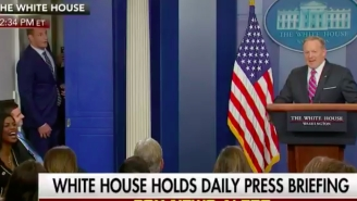 Rob Gronkowski Crashed A White House Press Briefing Because Of Course He Did