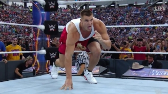 Rob Gronkowski Is Reportedly 'Unlikely' To Go To WWE If He Retires From The NFL