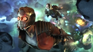 'Guardians Of The Galaxy: The Telltale Series' Gets Surprising, Fast
