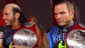 WWE Reportedly Plans To Use The 'Broken Hardys' Gimmick